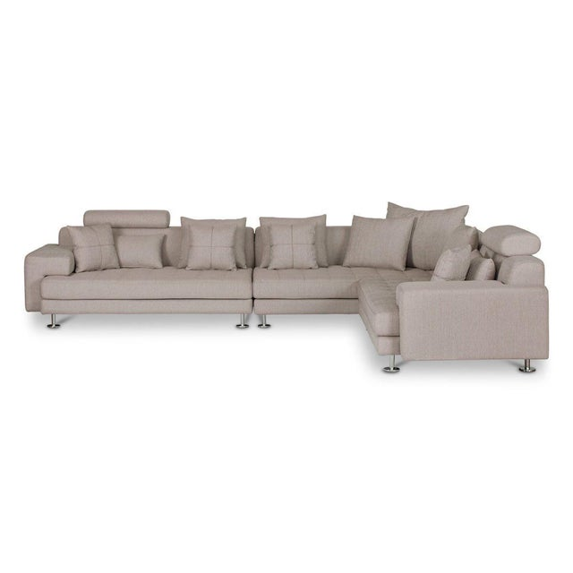 Cepella Left Seated Sectional by Scandinavian Designs For Sale In San Francisco - Image 6 of 11