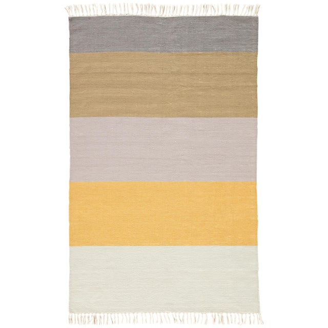 Jaipur Living Swane Indoor/ Outdoor Striped Area Rug - 8′ × 10′ For Sale