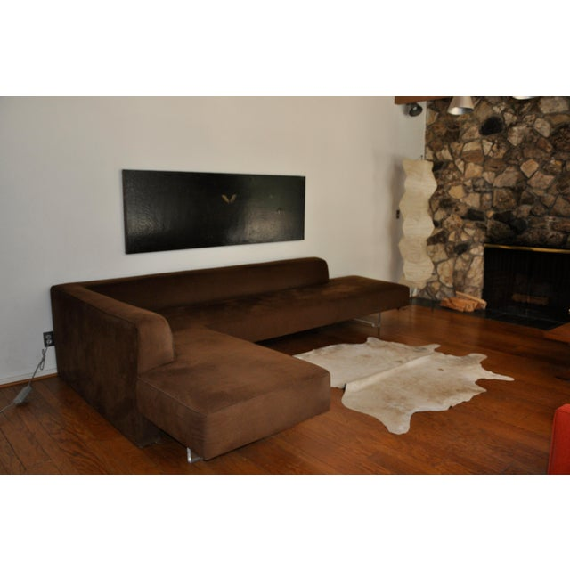 Mid-Century Modern Valadimir Kagan Sectional For Sale - Image 3 of 11
