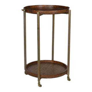 Kennith Ludwig Chicago Baxter Bar Table For Sale