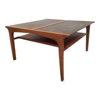 Mid-Century Modern Drexel Profile John Van Koert Coffee Table For Sale