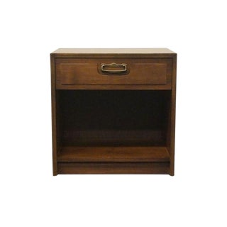 Mid Century Modern Lane Furniture Intermezzo Group Nightstand For Sale