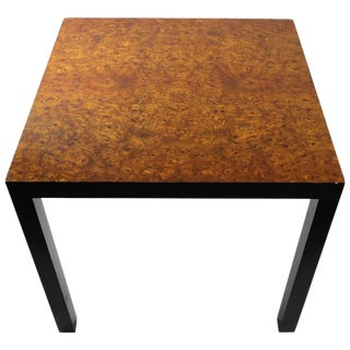 Burl Parsons Table Attributed to Milo Baughman For Sale