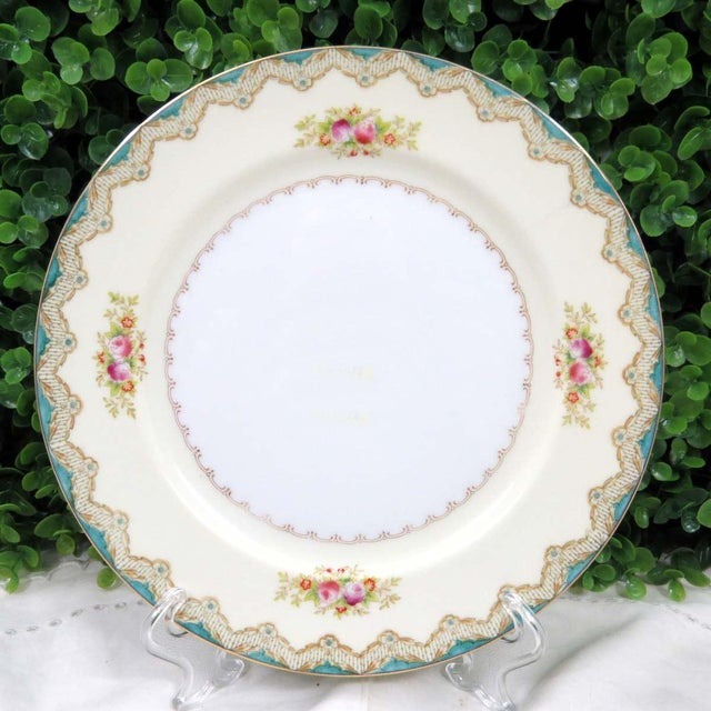 Vintage Mismatched China Dessert Plates - Set of 4 - Image 3 of 8