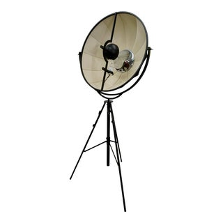 Mario Fortuny Umbrella Floor Lamp by Pallucco For Sale