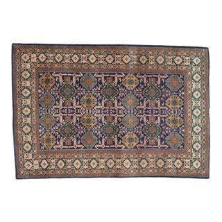 1960s Leon Banilivi Vintage Tabriz Rug For Sale