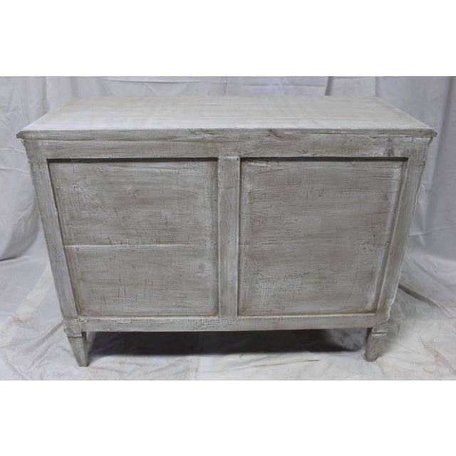 This is a stunning Swedish dresser with intricate carving from solid oak wood. The piece was crafted in the early 20th...