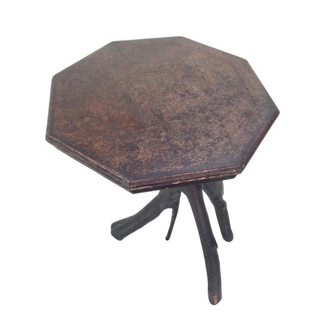 Folk Art Twig Table - Image 7 of 10