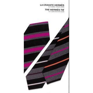 La Cravate Hermes Automne/Hiver 2008: The Hermes Tie Autumn/Winter 2008 For Sale