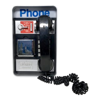 Street Goods Novelty Pay Phone