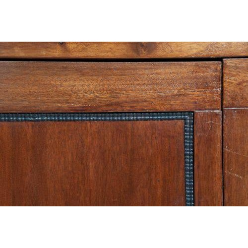 Brown Late 19th Century English Bookcase For Sale - Image 8 of 11