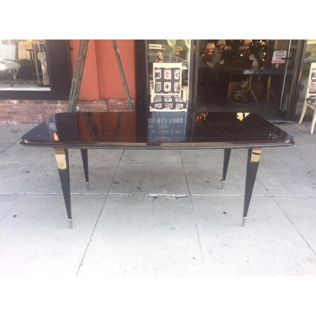 Fine 1940's French Deco Writing Table
