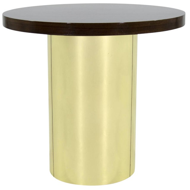 Brass Pedestal by Curtis Jere For Sale