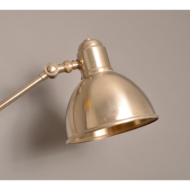 BAG Turgi Bag Turgi Wall Lamp, Switzerland, 1930s For Sale - Image 4 of 9