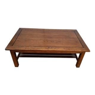 Bassett Furniture - Vintage Mid Century Coffee Table For Sale