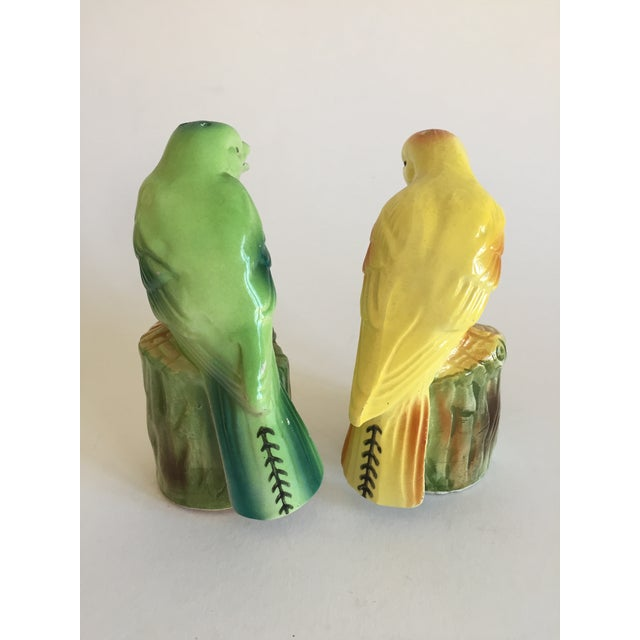 """Chirping"" Birds Salt & Pepper Shakers For Sale - Image 5 of 5"