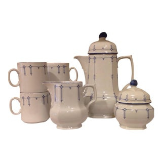 Bavarian Coffee/Tea Set