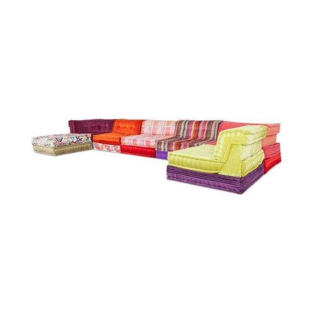 2010s Mah Jong Modular Composition Sofa in Missoni Home for Roche Bobois For Sale - Image 5 of 13