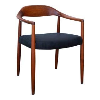 Round Chair Teak Armchair For Sale