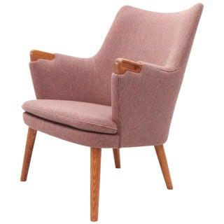 Hans Wegner AP20 Lounge Chair For Sale