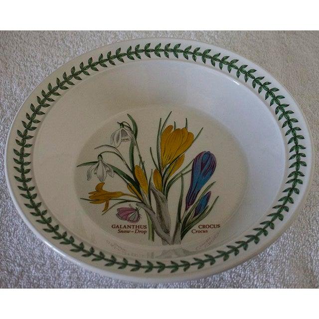 Set of 6 Portmeirion Botanic Garden Soup Bowls - Image 7 of 10