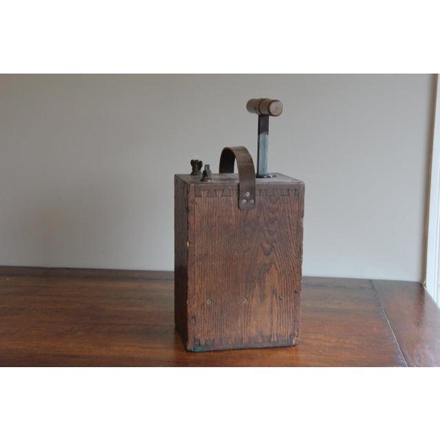 Vintage Dynamite Detonator For Sale In San Francisco - Image 6 of 11