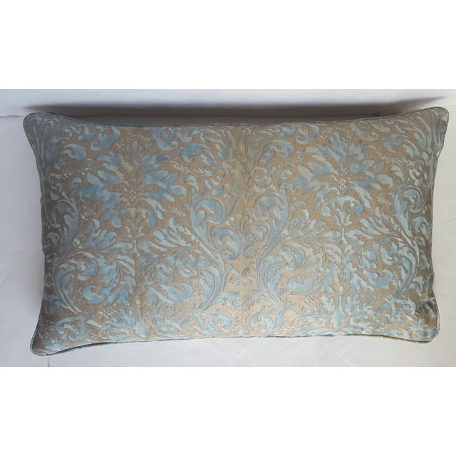 Mariano Fortuny Pillows - A Pair - Image 3 of 4