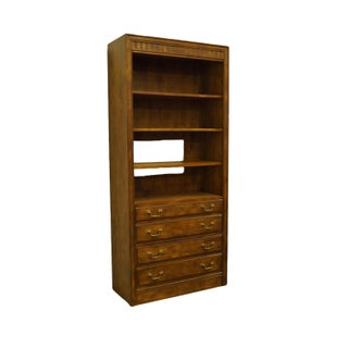 Drexel Heritage Chateau Collection French Provincial Bookcase Preview