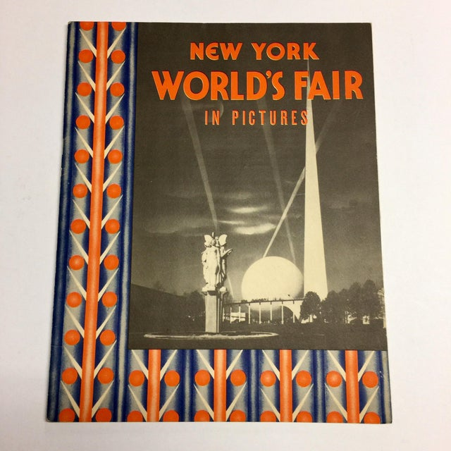 1939 New York World's Fair in Pictures Book For Sale - Image 12 of 12