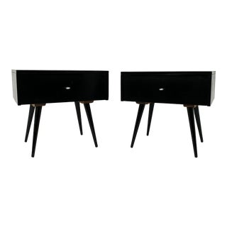 C. 1950s Paul McCobb Planner Group Night Stands - a Pair For Sale