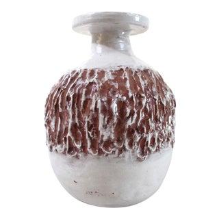 1970s Modern Art Vase For Sale