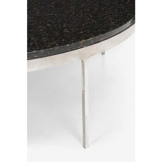 Nicos Zographos Large Nicos Zographos Granite Coffee Table For Sale - Image 4 of 5