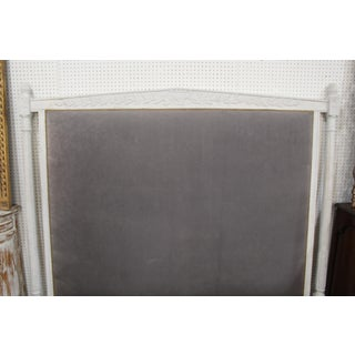 Vintage Upholstered Louis XVI Headboard Preview