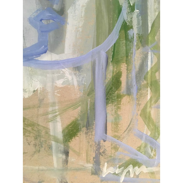 "Abstract Expressionism ""Steady as She Goes"" Painting For Sale - Image 3 of 4"