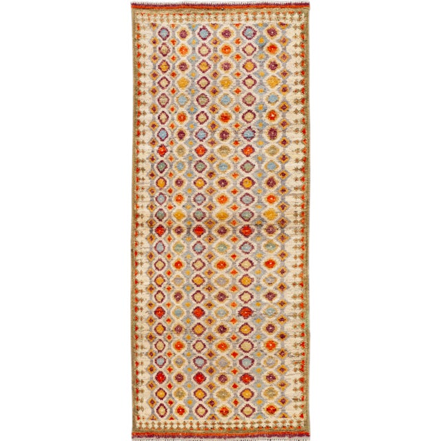 "21st Century Modern Gabbeh Rug, 2'8"" X 6'8"" For Sale - Image 10 of 10"