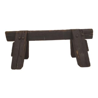 Late 19th Century Rustic Saw Buck For Sale