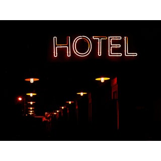 """""""Ludlow Hotel - NYC"""" Contemporary Photograph For Sale"""