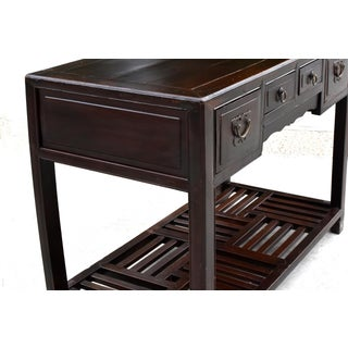 Antique Chinese Writing Desk Preview