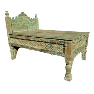 Antique Raja Daybed For Sale