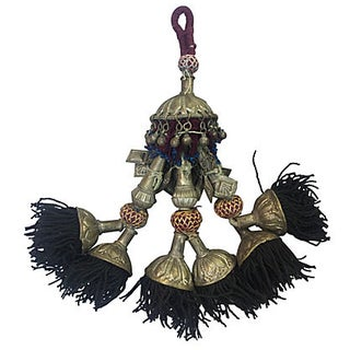 Tribal Tassel from Afghanistan