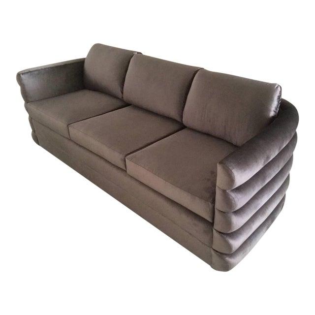 Milo Baughman Custom Sofa - Image 1 of 5