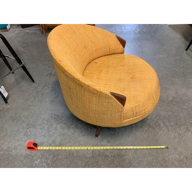 Adrian Pearsall Havana Chair For Sale - Image 10 of 11