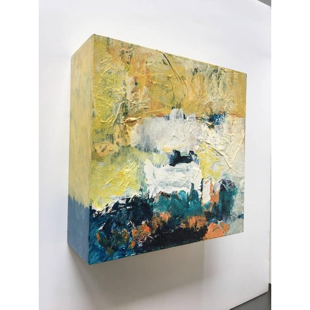 Small Box Series, Box Study 3, Acrylic on panel Mary Lou Siefker is an 87 year old Broward County Artist that has been...