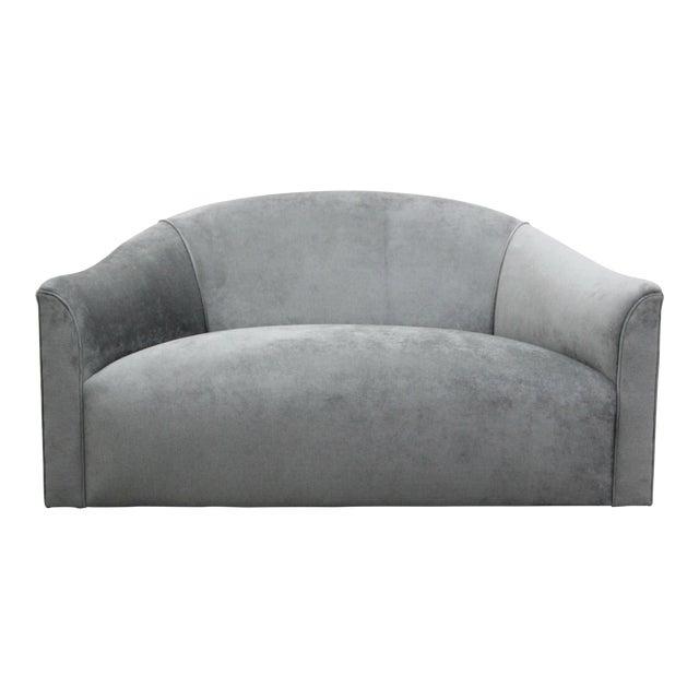 Fine Vintage Oversized Italian Lounge Chair Loveseat Sofa Inzonedesignstudio Interior Chair Design Inzonedesignstudiocom