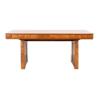 Paolo Buffa Walnut Desk For Sale