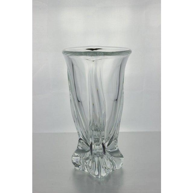 Pair of Vannes Crystal Vases - Image 7 of 10
