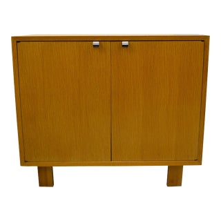 George Nelson for Herman Miller 2-Door Cabinet For Sale