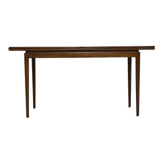Jens Risom Flip Top Console Table