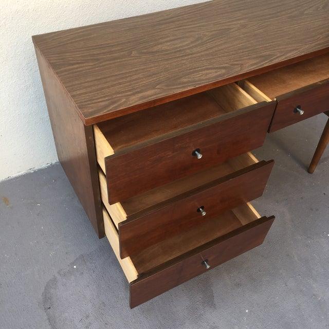 Mid-Century Atomic Desk - Image 7 of 7