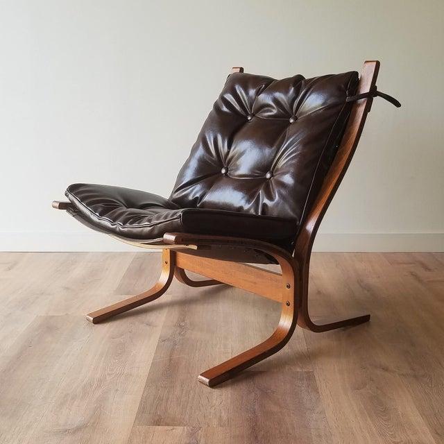 Westnofa Furniture 1970s Vintage Ingmar Relling Siesta Chairs for Westnofa - 3 Pieces For Sale - Image 4 of 13